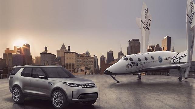 Land Rover Virgin