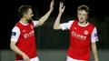 Forrester hits wonder goal as Saints smash United