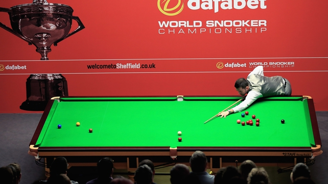 Mark Selby enjoys a 12-4 overnight lead against Alan McManus