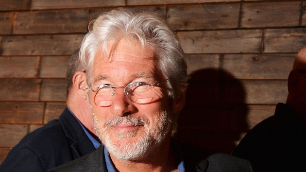 Richard Gere is back on the dating scene