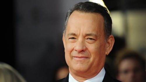 Mr Hanks says he owes his career in acting to an Irishman. You're welcome Tom!