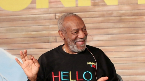 Bill Cosby to receive Johnny Carson Award