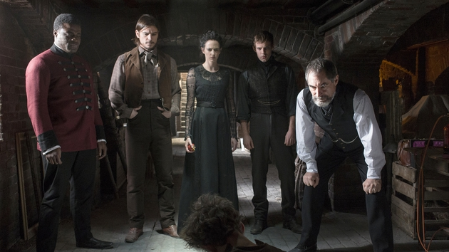 Sky Atlantic's much-hyped drama Penny Dreadful has finally arrived