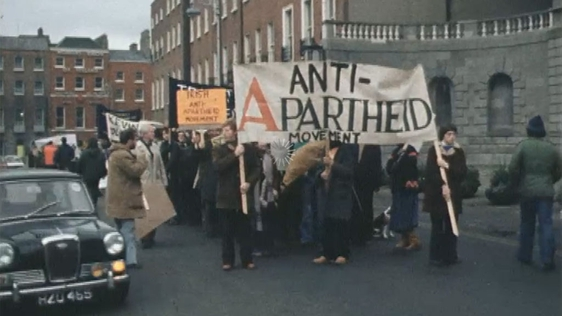 Anti-Apartheid March (1978)