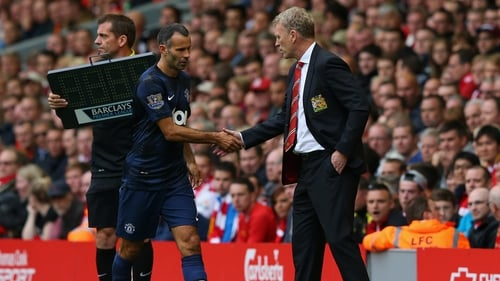 Ryan Giggs has been appointed caretaker manager following the departure of David Moyes