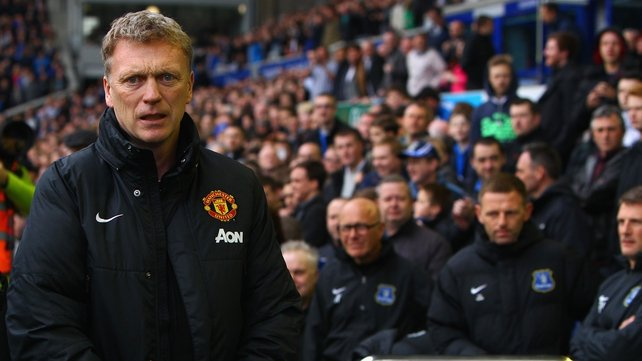 David Moyes had a disastrous 51-game tenure as Manchester United manager