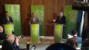 Jobs, Enterprise and Innovation Minister Richard Bruton welcomed OECD's review of Action Plan for Jobs