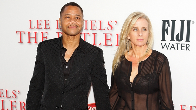 Gooding Jr and Kapfer have three children