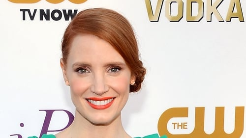 Jessica Chastain will have to go Blonde to play Marilyn Monroe