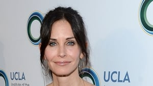 Courtney Cox is heading to the UK