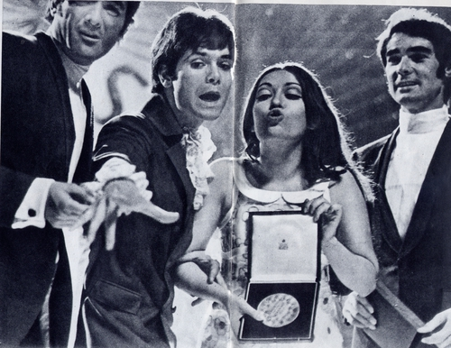 Cliff Richard, Massiel and Duo Dinamico