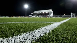 Kick-off at Oriel Park is at 7.45pm