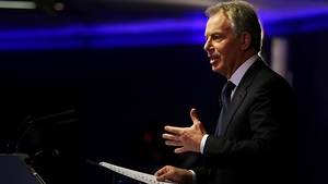 Tony Blair said the threat of radical Islam is spreading across the world