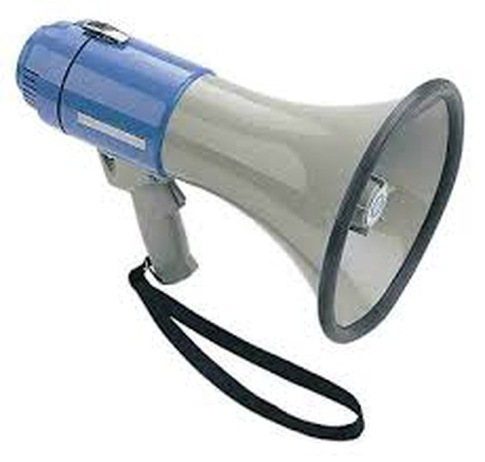 Man with the Megaphone