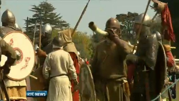 Battle of Clontarf Re-Enactment