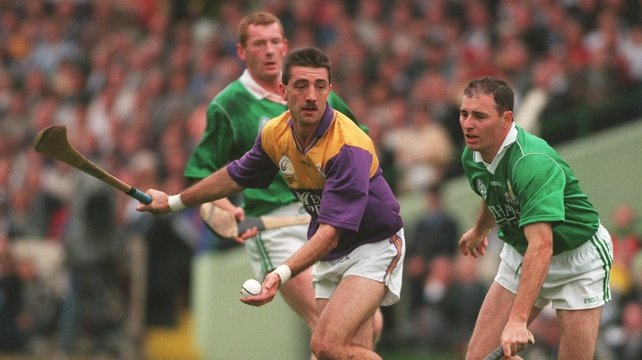 Martin Storey captained Wexford to their last All-Ireland triumph