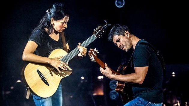 Rodrigo y Gabriela back with 9 Dead Alive