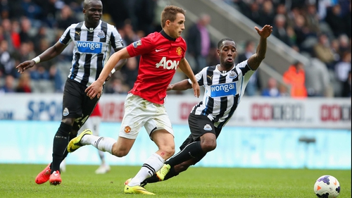 Adnan Januzaj turned down a call-up to the Belgium squad for the World Cup qualifiers against Croatia and Wales