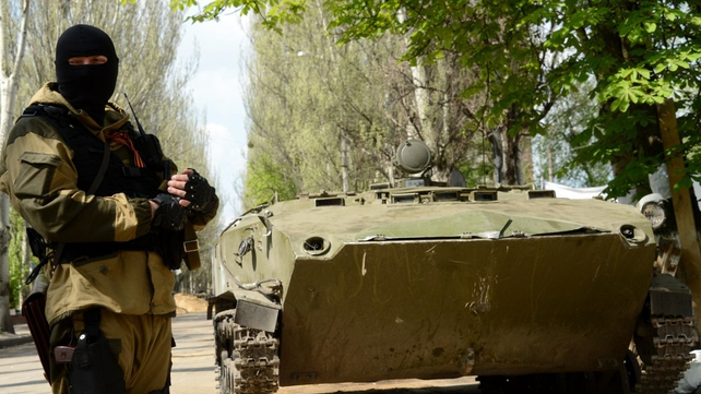 Ukraine fears pro-Russian separatists could provoke an invasion