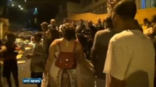 Violent riots take place in Rio de Janeiro