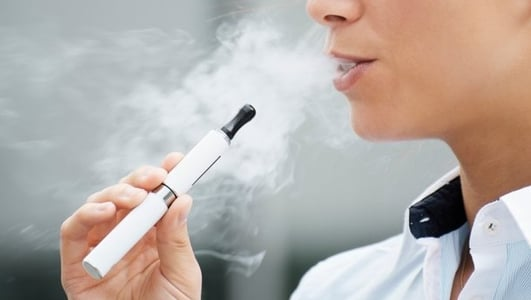 Vaping -  E-cigarettes