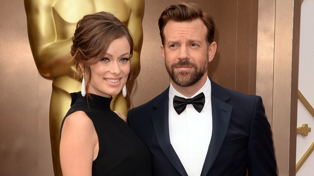 Wilde and Sudeikis welcome son