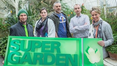 Super Garden returns with five more budding garden designers