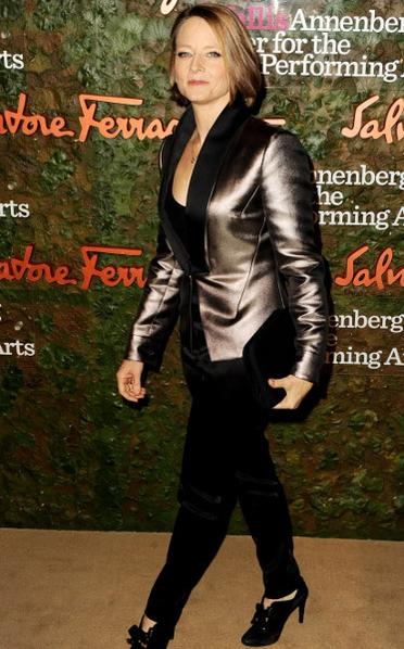 Jodie Foster married her partner Alexandra Hedison