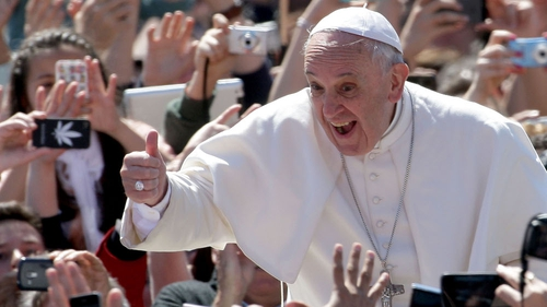 The Pope's phone calls are 'personal pastoral relationships'