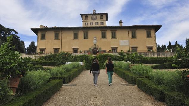 Florence Villa della Petraia