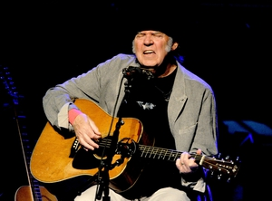 Neil Young box set of covers due May 23