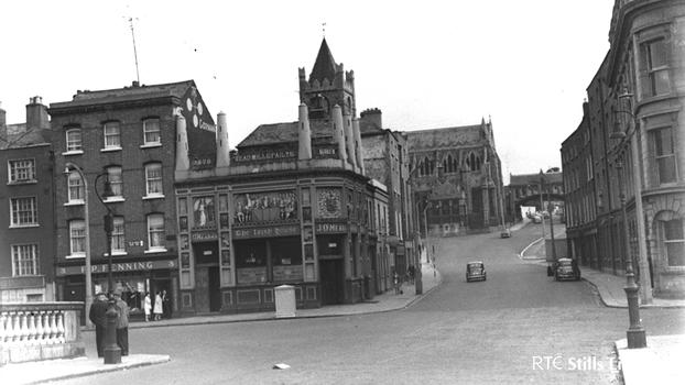 Wood Quay c.1950