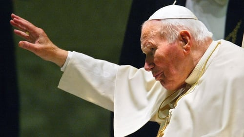 Pope John Paul II is to be declared a saint in the Vatican on Sunday