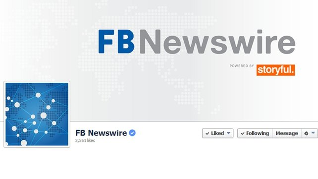 FB Newswire, and will be updated in real-time with content related to top news stories
