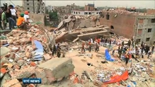 Calls for greater compensation for victims of Bangladesh factory collapse