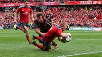RTE rugby pundit Shane Horgan looks ahead to the Heineken Cup semi-finals, including Toulon v Munster
