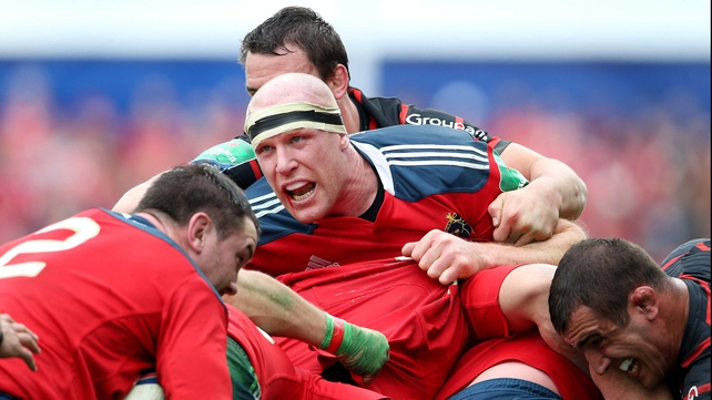 Paul O'Connell's disruptive influence will be key to Munster's chances