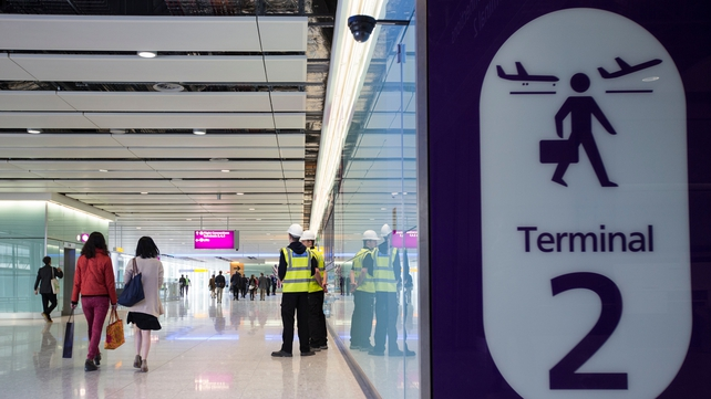 Aer Lingus to use Terminal 2 at Heathrow Airport from today