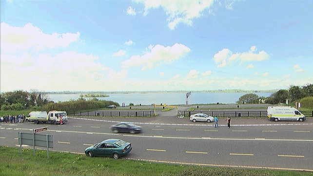 Garda divers are searching Lough Owel near Mullingar