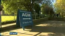 BoI shareholders voice anger at AGM