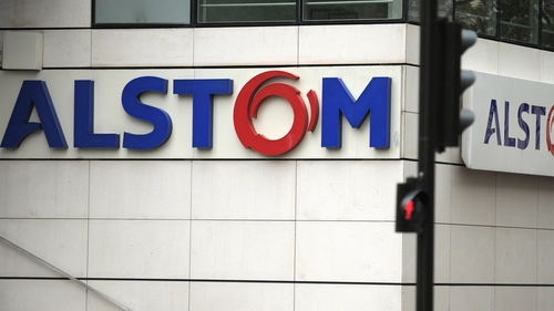 General Electric has already made a $17bn offer for Alstom's wider energy group