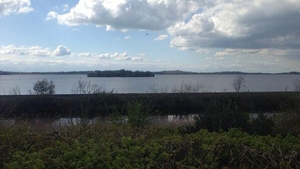 Lough Owel supplies water to 50,000 homes and businesses on the Mullingar water supply