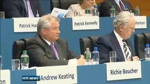 Bank of Ireland CEO comes under fire at AGM