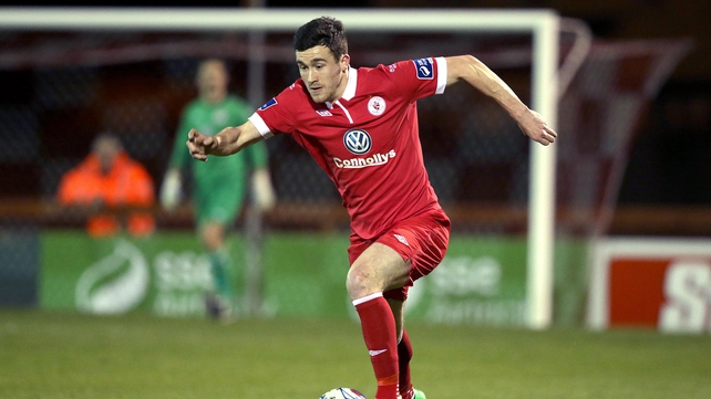 Aaron Greene joins following his release from Sligo Rovers