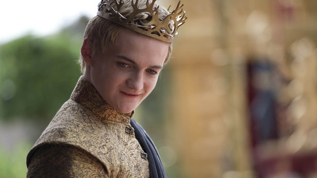 Jack Gleeson as King Joffrey