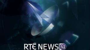 The 2000 graphics for 'RTÉ News 6.1'