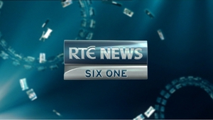 The 2009 graphics for the Six One News