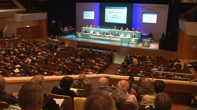 It was also announced today that the World Congress of the Credit Union movement will be held in Belfast in 2016
