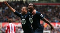 Rose goal gives Spurs victory over Stoke