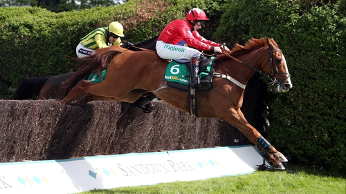 The Tingle Creek remains the goal before the end of the year for Sire De Grugy